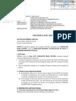 Luto y Sepelio - Exp. 00296-Sr Guadalupe