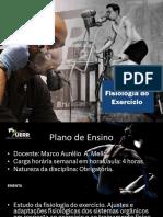 Fisiologia Exercicio