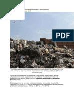 OEFA Identificó 1585 Botaderos Informales a Nivel Nacional