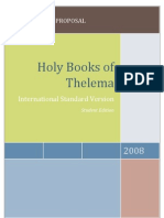 Holy Books of Thelema [ISV]