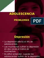 Adolescencia Problemas