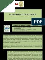 +++2.- EL DESARROLLO SOSTENIBLE