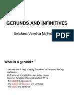 Gerund Infinitive[1]