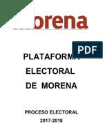 Programa politico