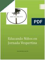 Proyecto Jardin Araucanita