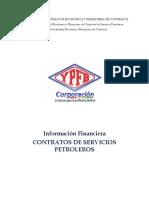 Contratos de Servicios Petroleros