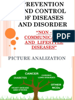 Non - Communicable Diseases