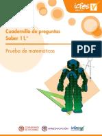Saber 11 Matematicas