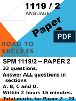 SPM Talk 2018 Paper 2