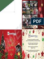 Tarjeta de Navidad Megapack