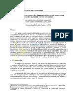 Planejamento Da Produção - Apresentação de Um Modelo de Inferência Sobre Custos Indiretos (Sebrae)
