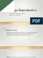 1 Riesgo Reproductivo