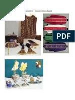 Elementos y Ornamentos Liturgicos