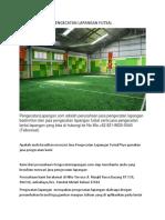 Pengecatan Lapangan Futsal, WA +62 821-8620-5040, PROMO AKHIR TAHUN