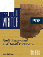 Book - Letter-Writer Paul by Tim Hegg.pdf