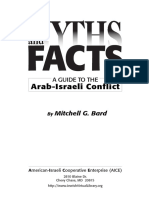 Myths and Facts - Israel vs Arabs 2017
