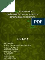 Green Ads