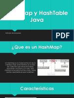 HashMap y HashTable Java
