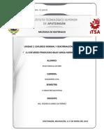 UNIDAD II ESFUERZO Y DEFORMACION NORMAL ELIAS PADILLA JACOBO.pdf
