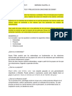 ESTEREOTIPOS Y PREJUICIOS EN CANCIONES DE DISNEY.docx