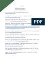 sources - google docs