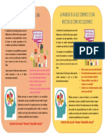 CAMPAÑA PSICNUTRICION