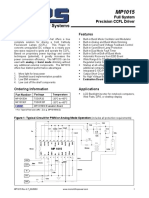 MP1015 datasheet