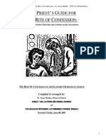 Orthodox Guide for Confession