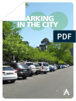 Adelaide parking in the city