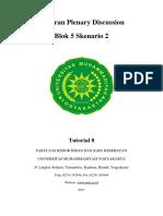 Laporan Plenary Discussion Blok 5