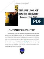 The Killing of Joseph Biegert
