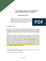 Intervencioìn parlamentaria en la celebracioìn de tratados internacionales en España.pdf