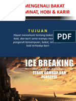 Bakat, Hobi Dan Karir