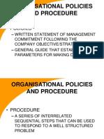 1 Enforce Company Regulations 1
