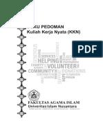 Buku Pedoman Kkn 2019 Finish