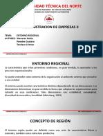 Administracion Entorno Regional Final