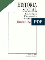 Historia-Social-Concepto-Desarrollo-Problemas- Jurgen Kocka-Pdf- A.pdf