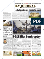 San Mateo Daily Journal 01-30-19 Edition