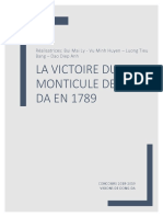 La Victoire Du Monticule de Dong Da en 1789 (1)