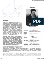 John Knox - Wikipedia, La Enciclopedia Libre