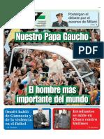La elección del Papa argentino