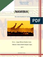 Namibia 3er. P