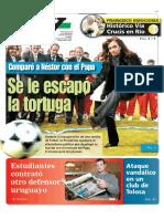 Cristina Fernández compara a Kirchner con el Papa