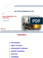 Case Study_BLSR OPERATING, LTD Fire Incident_Rev.0