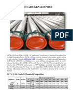 A106 Carbon Steel Pipe Manufacturers | Steel Tubes India