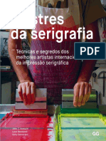 Mestres da Serigrafia