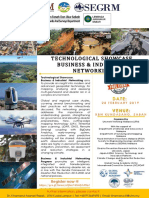Technological Showcase, Business & Industrial Networking