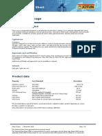 Datasheet Jotun-tankguard Storage