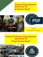 Terbaik Di Indonesia !!! 085-852-704-779 Terapi Rasional Emotif Behavior