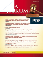 Majalah Cita Hukum